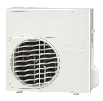 「コロナエコ暖フロア」 床暖房に特化した3.9kWタイプ発売/コロナ
