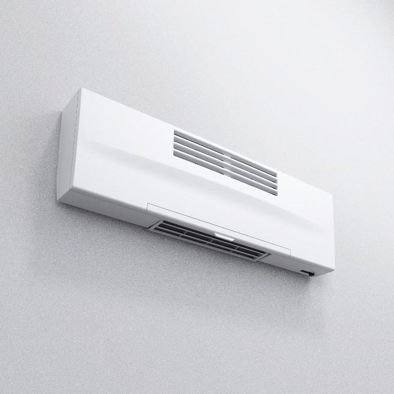 タカラスタンダードが新型の洗面ルームヒーターを発売  ヒートショック予防に効果的