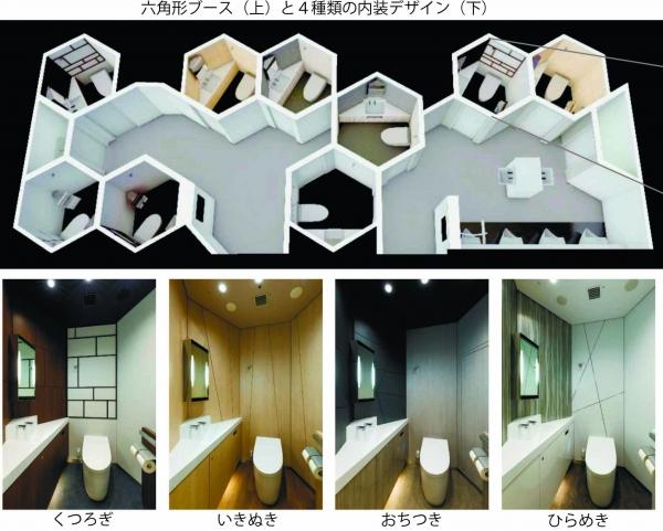 誰もが使いやすく、リフレッシュできる先進的なオフィストイレ「nagomuma restroom 」が誕生 TOKYO TORCH 常盤橋 タワー 3階にグランドオープン/TOTO
